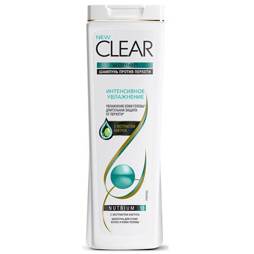 Купить Clear vita ABE Шампунь против перхоти для женщин Интенсивное увлажнение 400мл