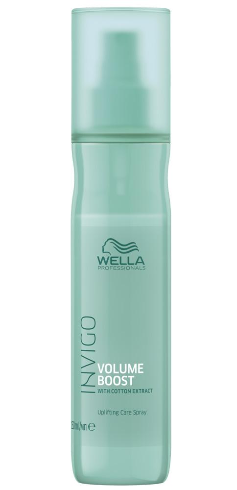 Купить Wella Invigo Volume Boost Спрей-уход для прикорневого объема 150мл