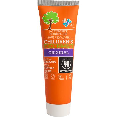 Urtekram детская органическая зубная