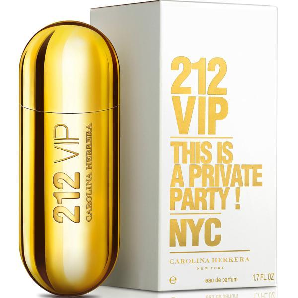 CAROLINA HERRERA 212 VIP вода парфюмерная жен 30 ml  - Купить