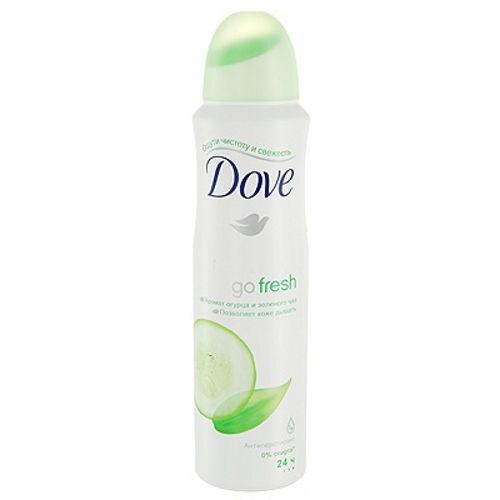 женский дезодорант dove