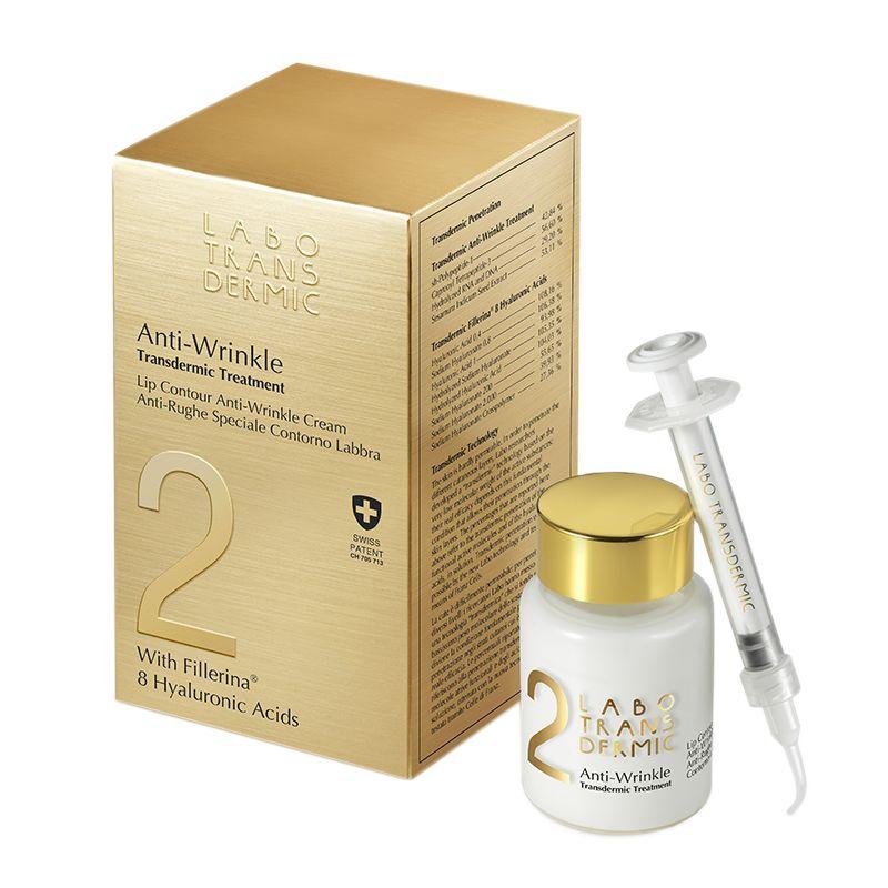 Купить Labo Трансдермик 2 Anti Wrinkle крем против морщин для контура губ 20мл