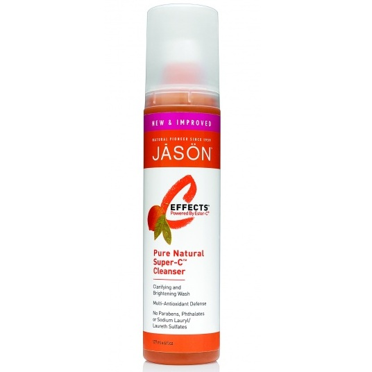 Jason Очиститель для лица Эстер-С Super C Cleanser 177 мл