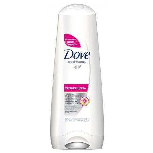 Dove Бальзам-ополаскиватель Hair Therapy Сияние цвета 200мл от Лаборатория Здоровья и Красоты