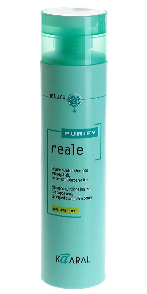 Купить Kaaral Purify Reale Восстанавливающий шампунь для поврежденных волос 250 мл