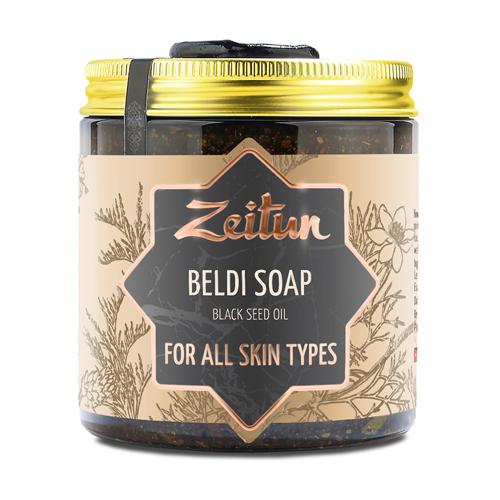 Zeitun натуральное деревенское мыло №6, для всех типов