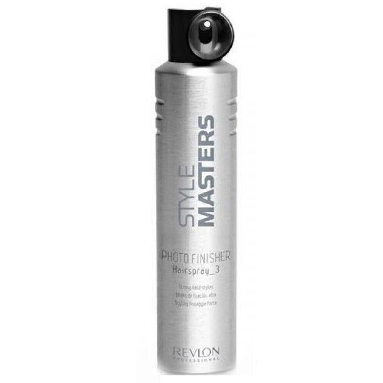 Revlon (Ревлон) Style Masters Лак для волос сильной фиксации Hairsprey Photo Finisher 500мл