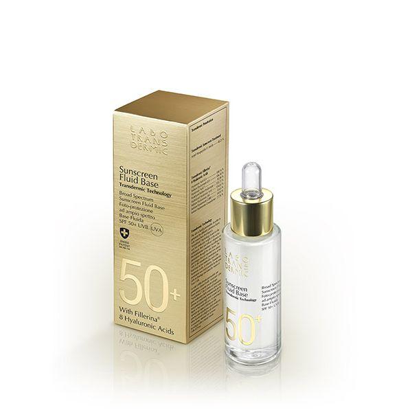 Купить Labo Трансдермик SPF 50+ флюид-основа солнцезащитная SPF 50+ 30мл