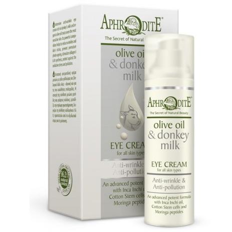 Купить Aphrodite Крем для кожи вокруг глаз с молоком ослиц 30 мл
