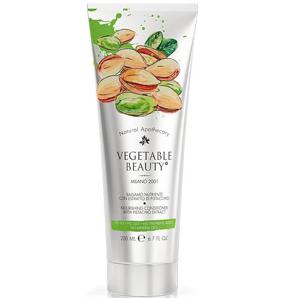 Купить Vegetable Beauty питательный кондиционер для волос с экстрактом фисташки 200 мл