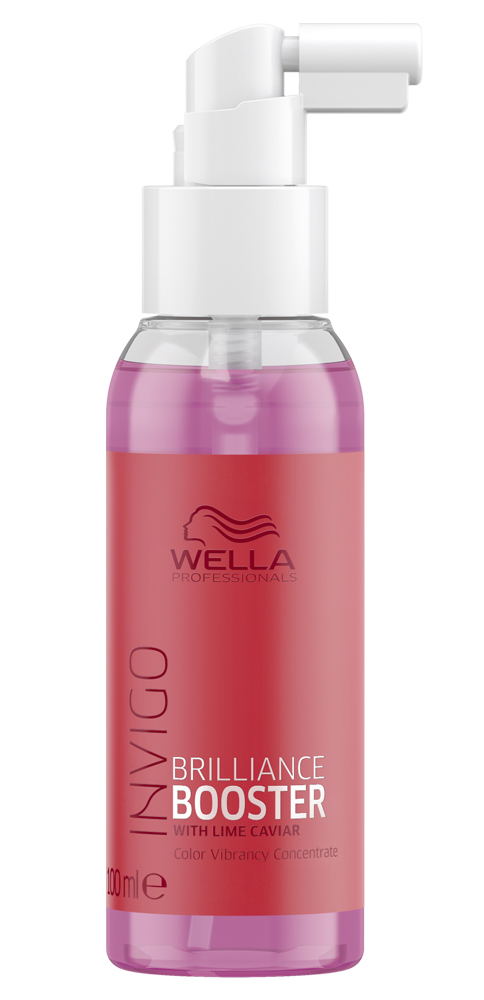 Купить Wella Invigo Color Brilliance Бустер-концентрат для защиты цвета 100мл