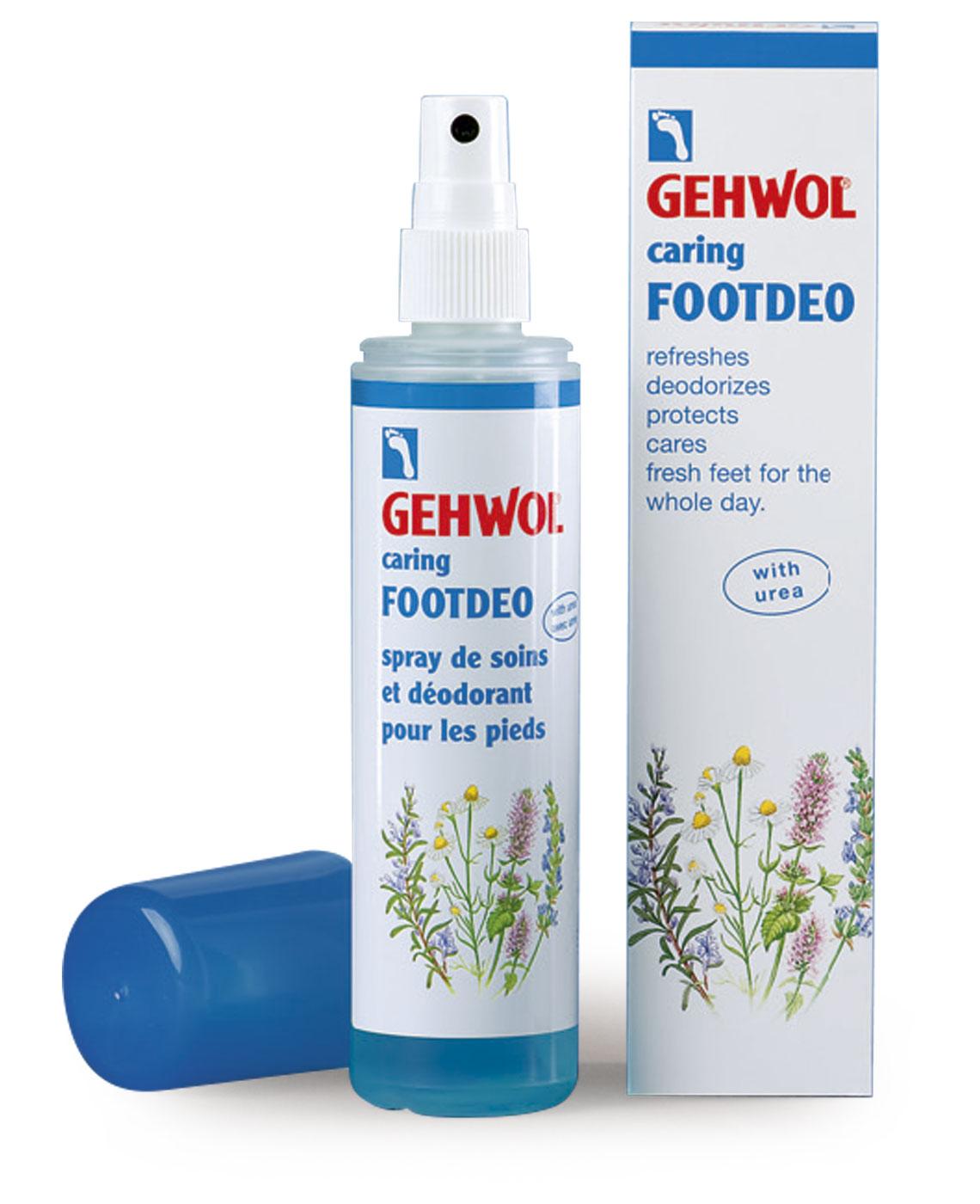Купить Геволь (Gehwol) Дезодорант для ног ухаживающий спрей 150 мл