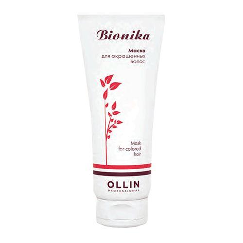 Оллин/ollin professional bionika маска