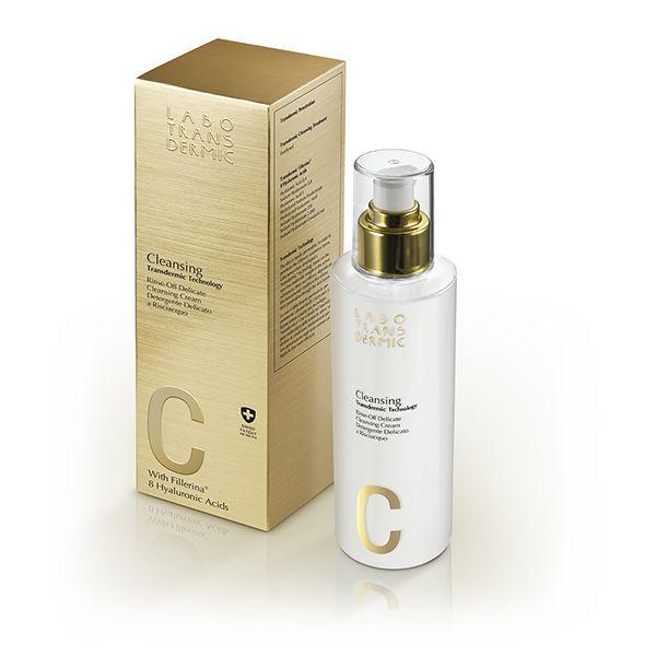 Купить Labo Трансдермик C Cleansing крем для деликатного очищения лица 200мл
