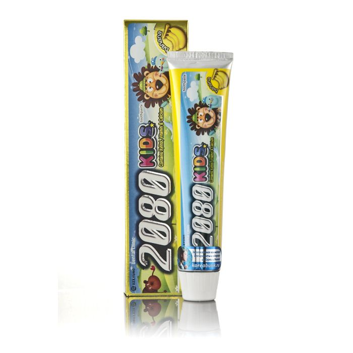 Купить KeraSys Зубная паста детская 2080 Банан 80 g