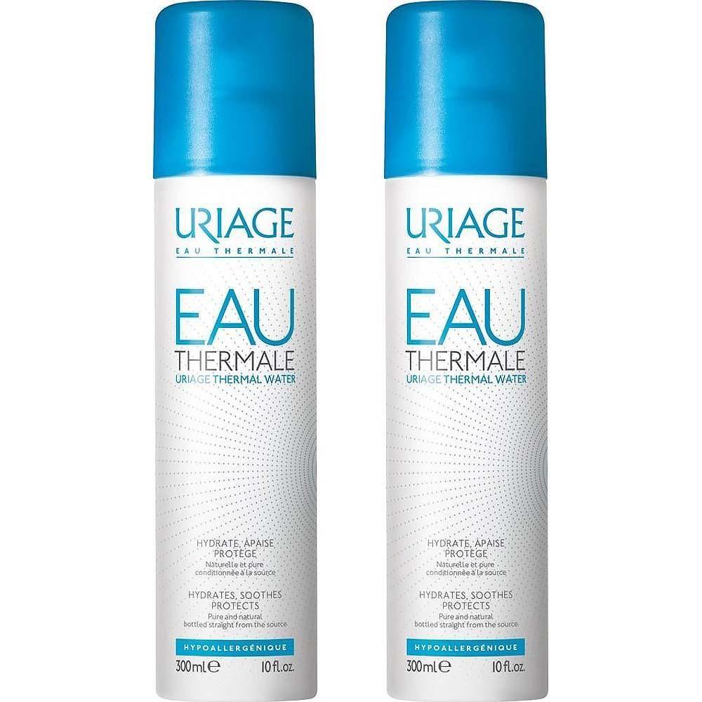 Купить Урьяж (Uriage) термальная вода спрей 300мл х 2шт