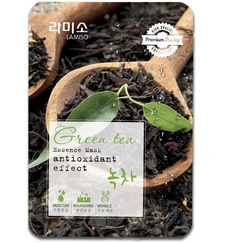La Miso Маска с экстрактом Зеленого чая antioxidant effect 23г