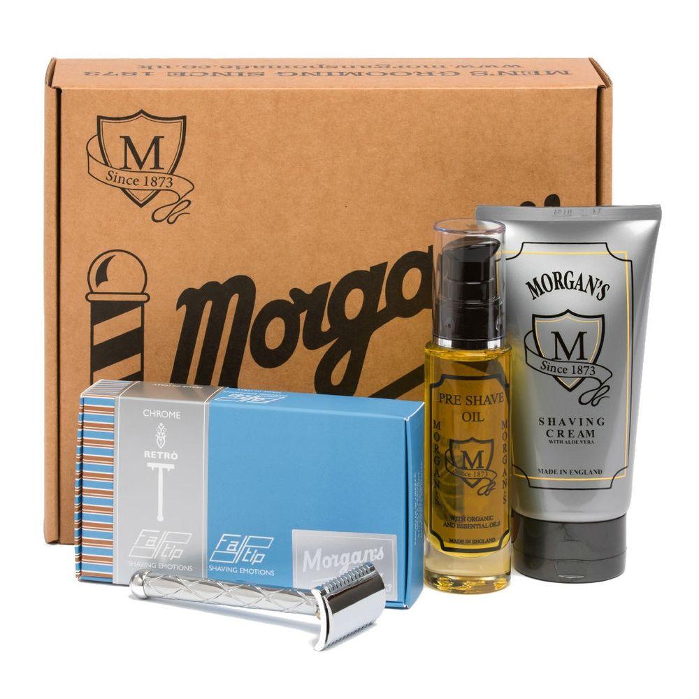 Morgan's Подарочный набор для бритья