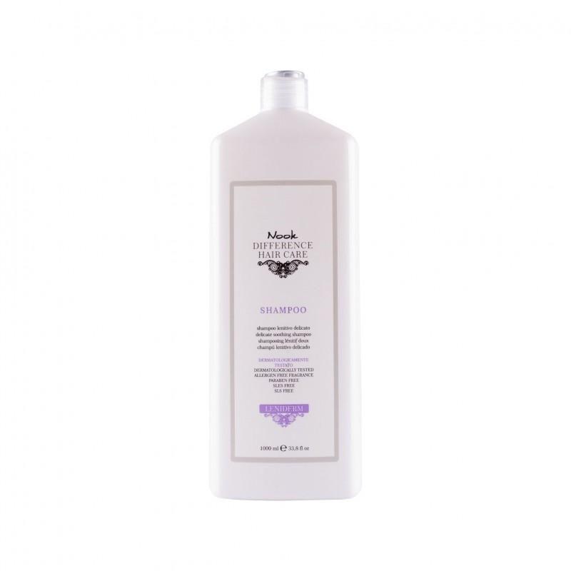 Купить Nook Шампунь успокаивающий для чувствительной кожи головы Ph 5, 5 1000 мл