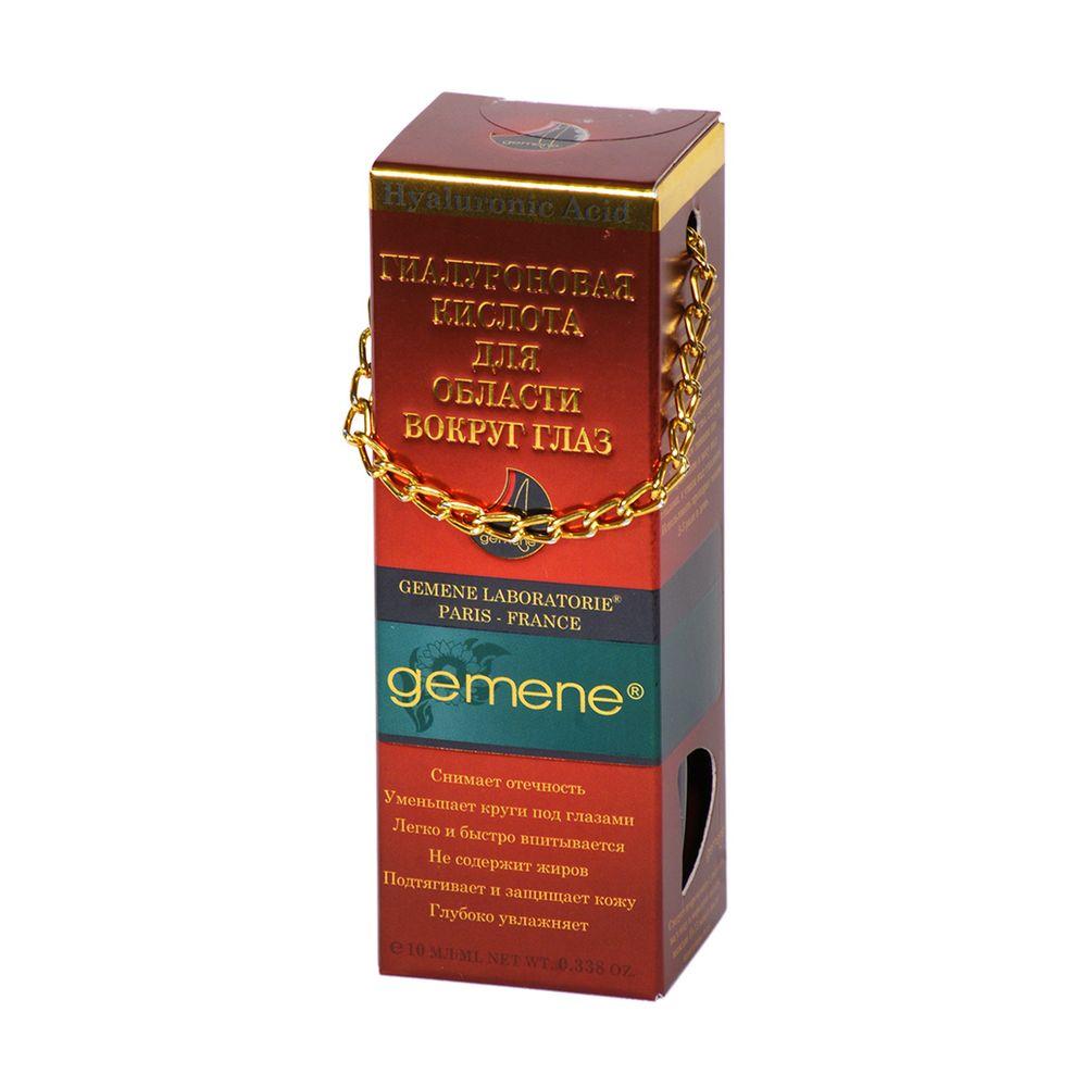 Купить DNC Гиалуроновая кислота для области вокруг глаз ролик 10мл