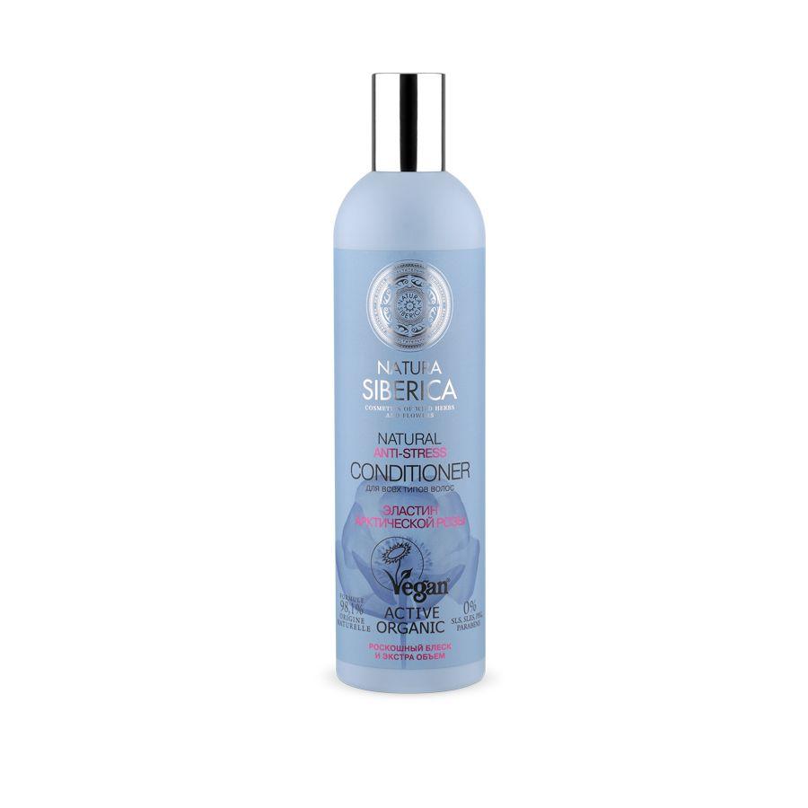 Купить Натура Сиберика Бальзам Anti-Stress для всех типов волос 400мл, Natura Siberica