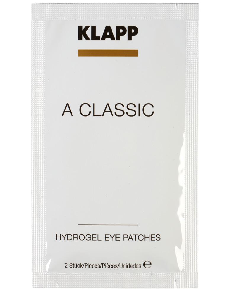 Klapp A classic Маска-пэтч для век 5 шт х 2 мл