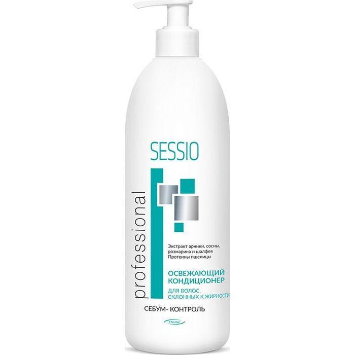 Купить Sessio Кондиционер освежающий для волос, склонных к жирности 500г