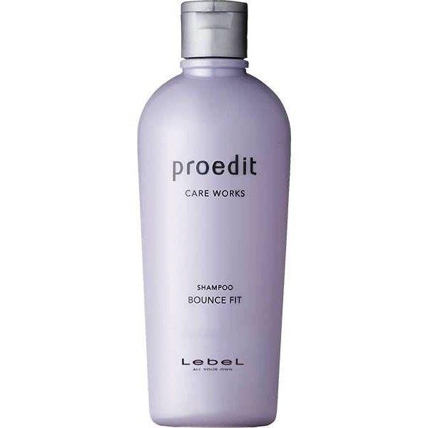 Купить Lebel Proedit Care Works Шампунь для мягких волос Bounce Fit 300мл