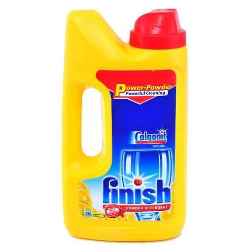 Finish POWER POWDER Лимон Средство для мытья посуды в посудомоечных машинах порошкообразное 1 кг от Лаборатория Здоровья и Красоты