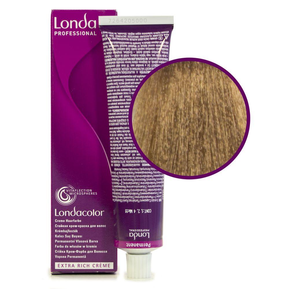 Londa Color 8/38 светлый блонд золотисто-жемчужный стойкая крем-краска 60мл LONDA PROFESSIONAL