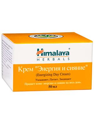 Купить Хималая Хербалс Дневной крем Энергия и сияние для всех типов кожи 50 мл, Himalaya Herbals