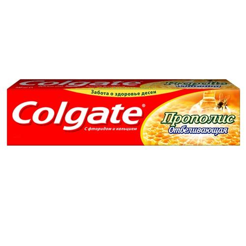 Колгейт Зубная паста Прополис отбеливающая 100мл, Colgate  - Купить