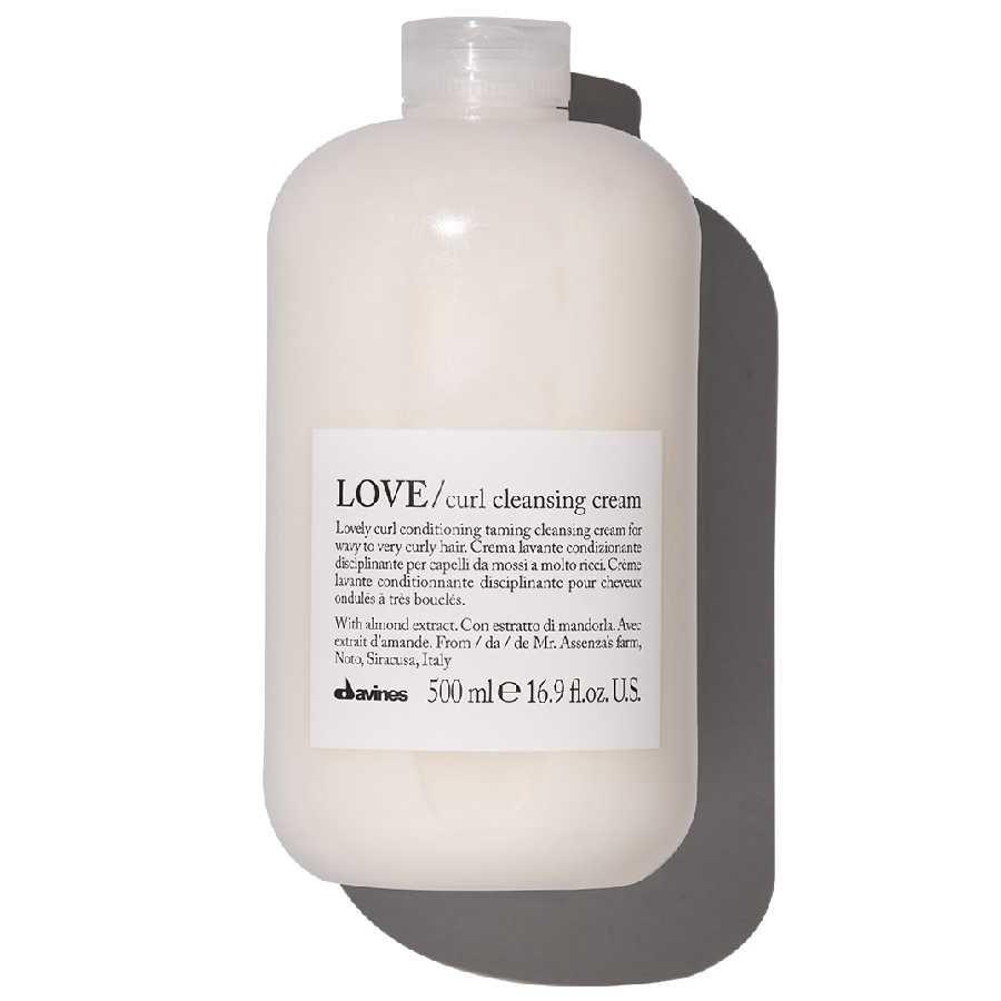 Купить Davines Love curl Очищающая пенка для усиления завитка 500мл