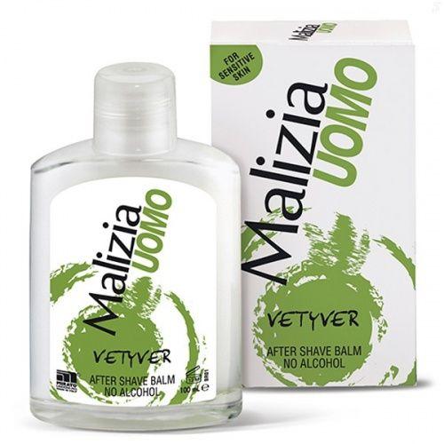 Malizia Uomo Бальзам после бритья для чувствительной кожи Vetyver 100 мл от Лаборатория Здоровья и Красоты