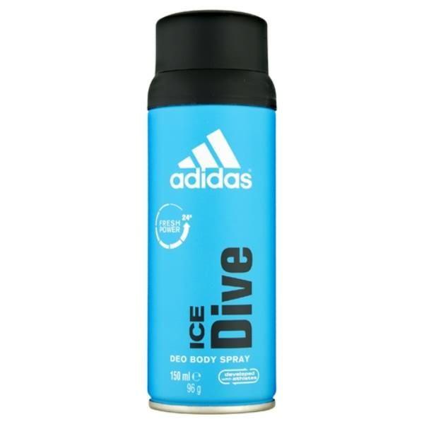 Adidas Ice Dive дезодорант-спрей для мужчин 150 мл от Лаборатория Здоровья и Красоты