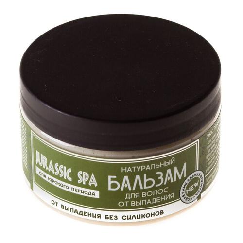 Jurassic Spa Натуральный бальзам для волос от выпадения Улучшенная формула 300 мл