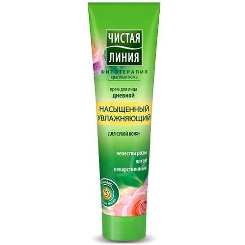 Чистая Линия Крем для сухой кожи увлажняющий дневной 40мл от Лаборатория Здоровья и Красоты