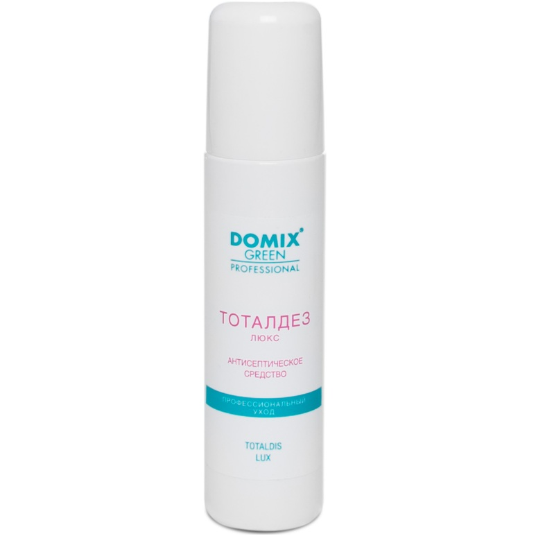Domix Тоталдез Люкс - антисептическое средство, спрей для рук, ног 150мл
