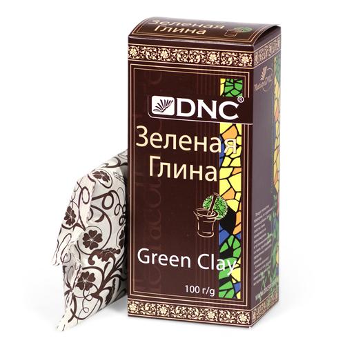 DNC Глина косметическая Зеленая 100г