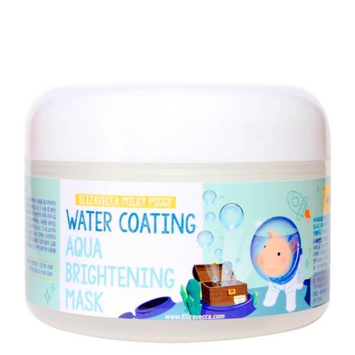 Купить Elizavecca Маска для лица УВЛАЖНЕНИЕ Water Coating Aqua Brightening Mask 100 мл