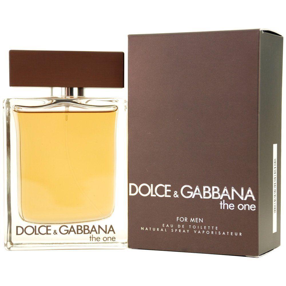 D&G THE ONE вода парфюмерная мужская 50 мл