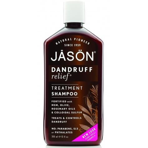 Jason Шампунь от перхоти Dandruff Shampoo 355 мл фото