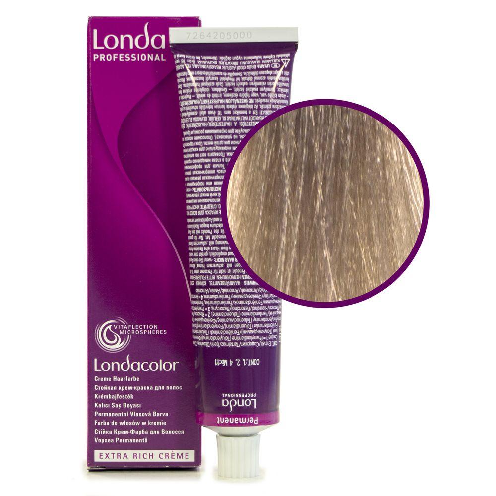 Londa Color 10/8 яркий блонд жемчужный стойкая крем-краска 60мл LONDA PROFESSIONAL