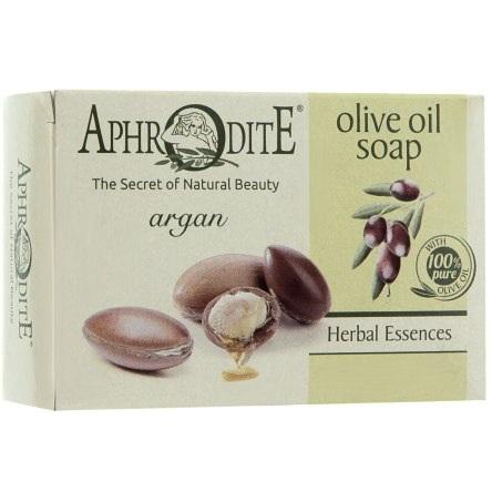 Купить Aphrodite Мыло оливковое с арганой 100 г