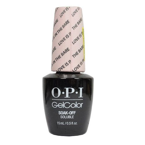 OPI Гель для ногтей Love Is in The Bare GCT69A 15мл фото