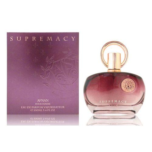 AFNAN SUPREMACY POUR FEMME парфюмерная вода женская 100 ml