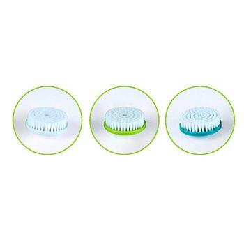 Gezatone набор из трёх сменных щеток для AMG195 Bio Sonic от Лаборатория Здоровья и Красоты