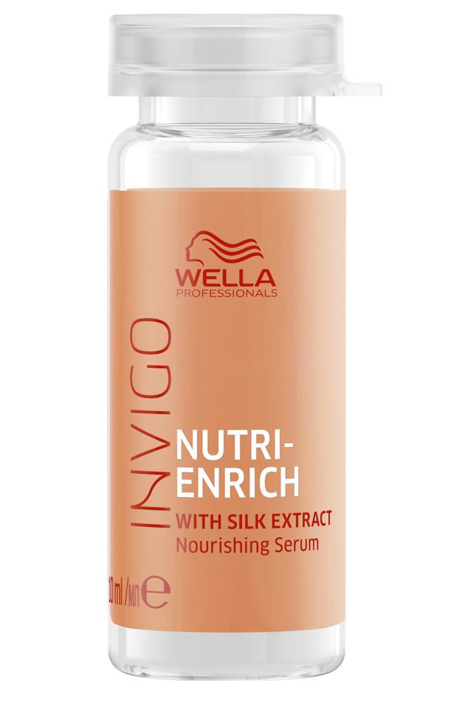 Купить Wella Invigo Nutri-Enrich Питательная сыворотка 8x10мл