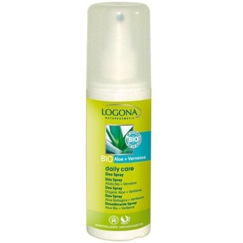 дезодорант logona