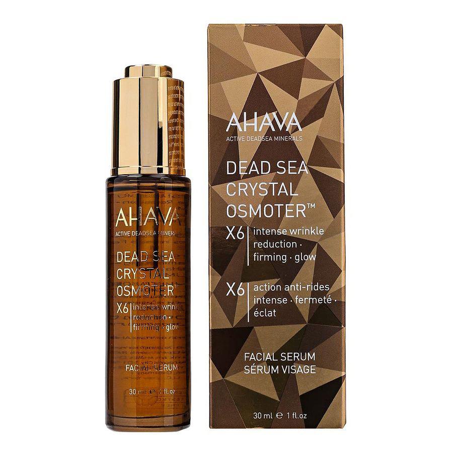Купить Ahava Dsoc Концентрат минералов мёртвого моря osmoter активная сыворотка для увлажнения и сияния 30 мл, AHAVA косметика